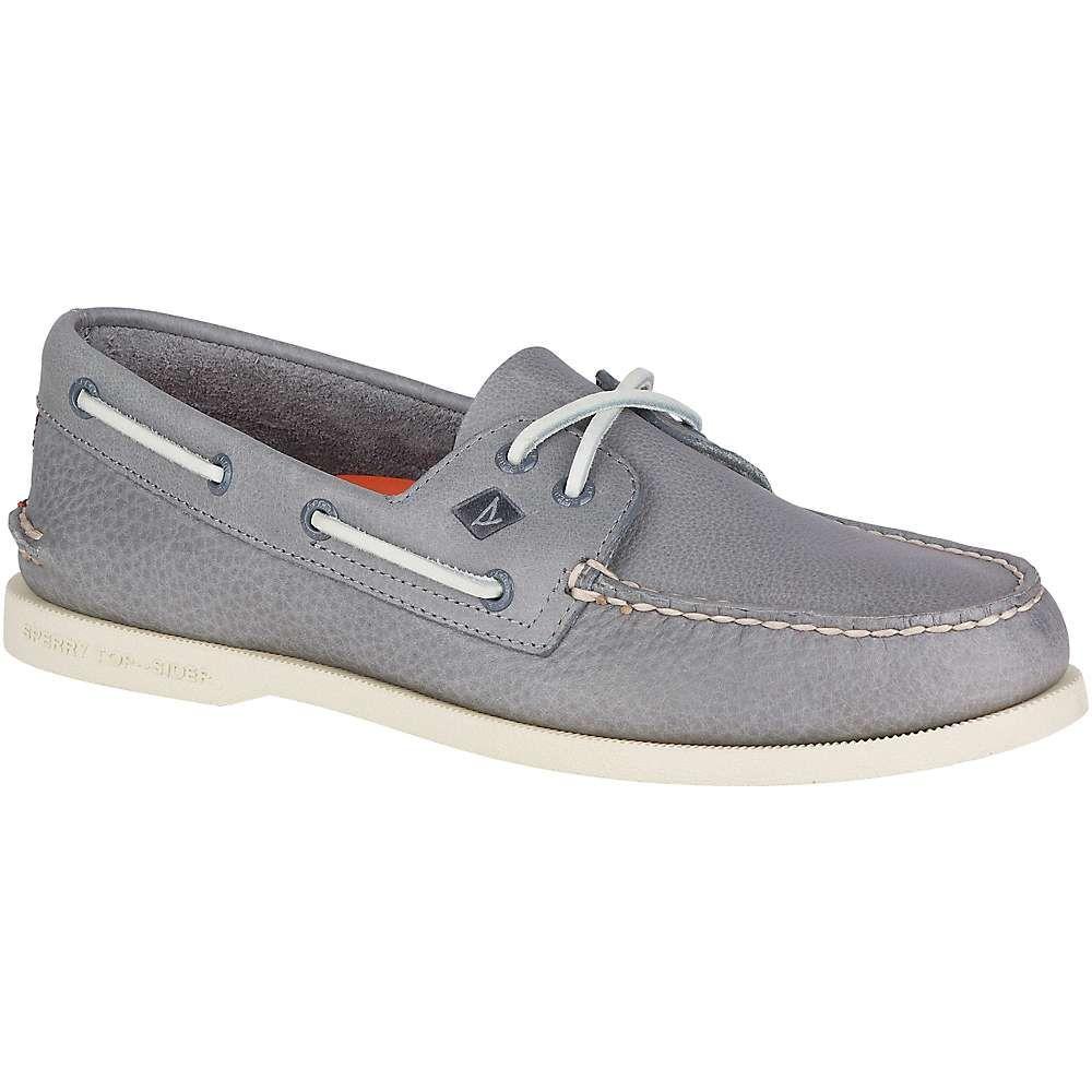 スペリー Sperry メンズ シューズ・靴 【a/o 2-eye daytona shoe】Grey