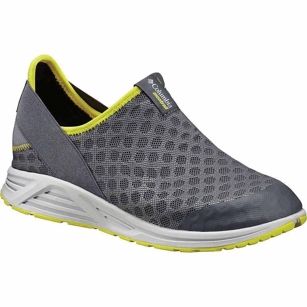 コロンビア Columbia Footwear メンズ スリッポン・フラット シューズ・靴【columbia molokai slip-on shoe】Graphite/Zour