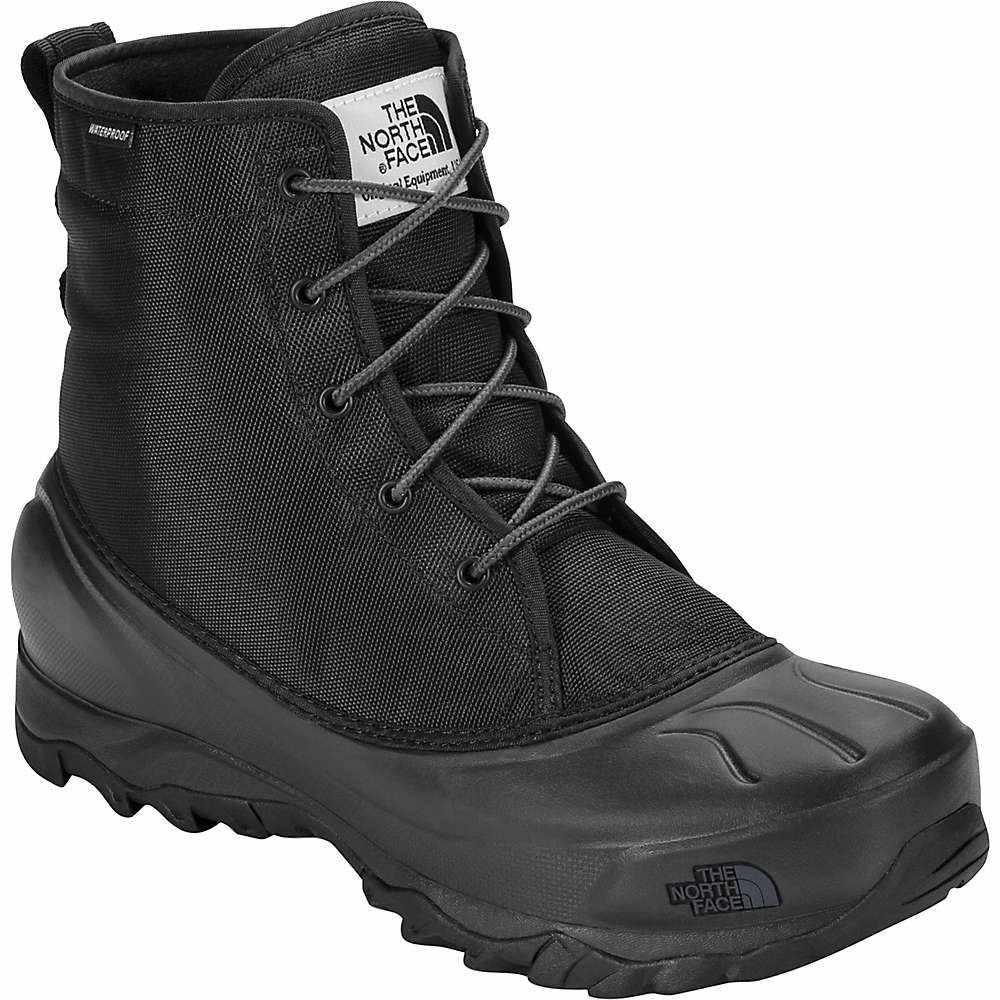 ザ ノースフェイス The North Face メンズ ブーツ シューズ・靴【tsumoru boot】TNF Black/Dark Shadow Grey