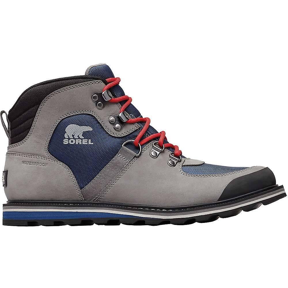 ソレル Sorel メンズ ハイキング・登山 ブーツ シューズ・靴【madson sport hiker waterproof boot】Carbon