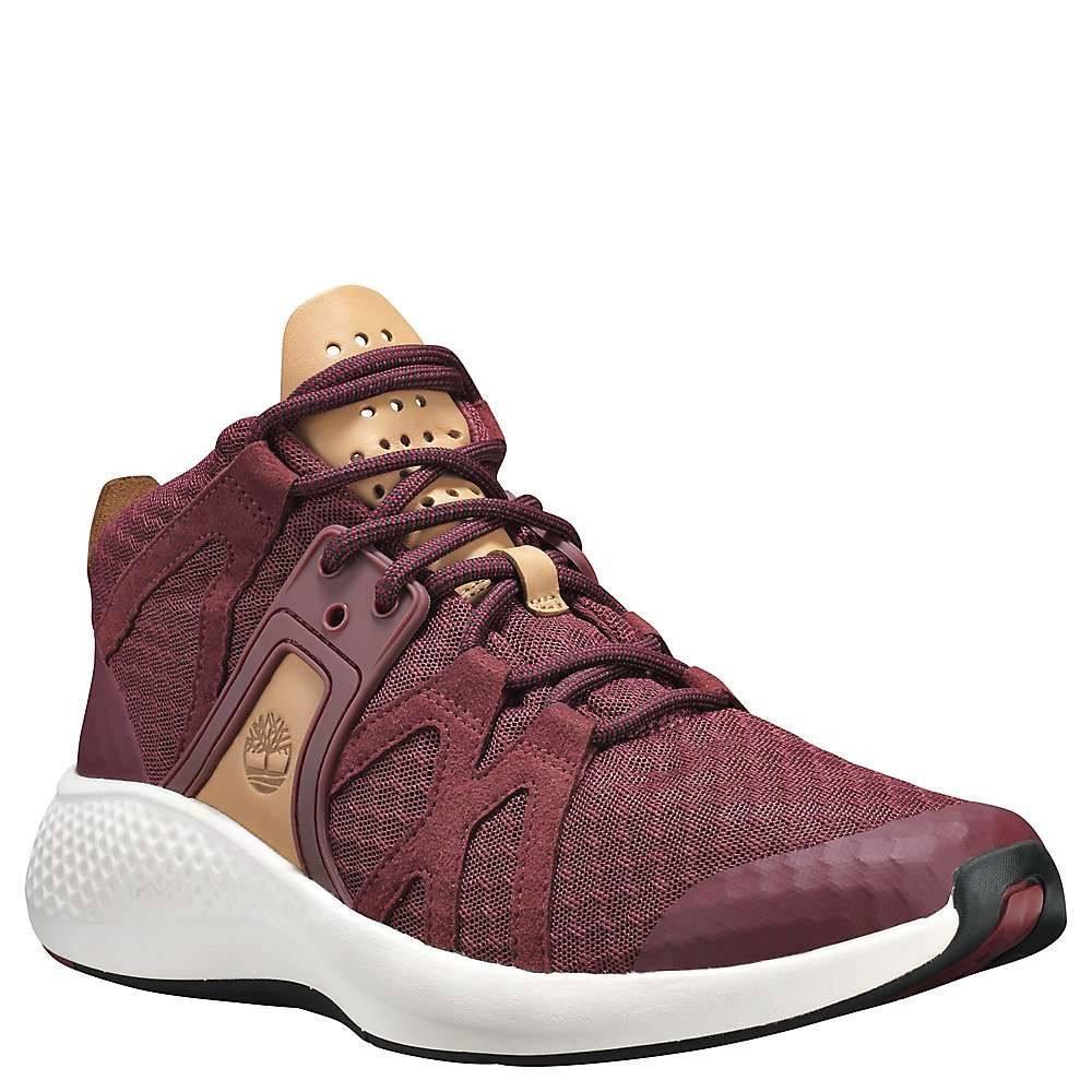 ティンバーランド Timberland メンズ シューズ・靴 チャッカブーツ【flyroam go leather chukka shoe】Burgundy