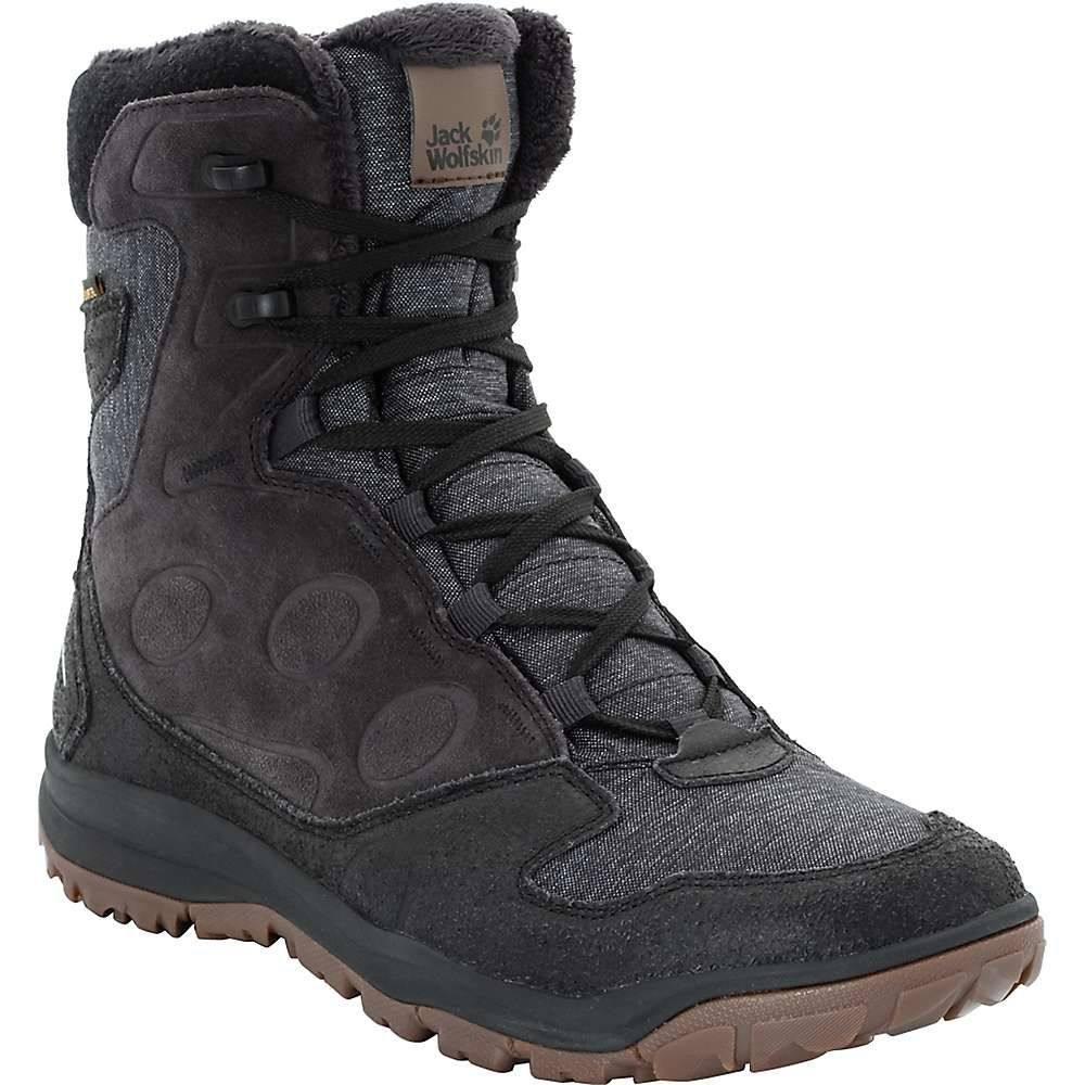 ジャックウルフスキン Jack Wolfskin メンズ ブーツ シューズ・靴【vancouver texapore high boot】Phantom