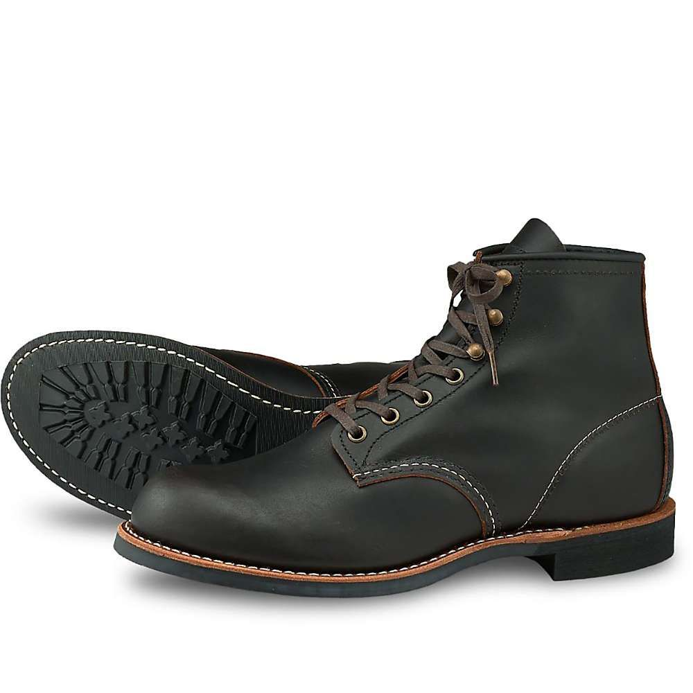 レッドウィング Red Wing Shoes メンズ ブーツ シューズ・靴【red wing heritage 3345 blacksmith boot】Black Prairie
