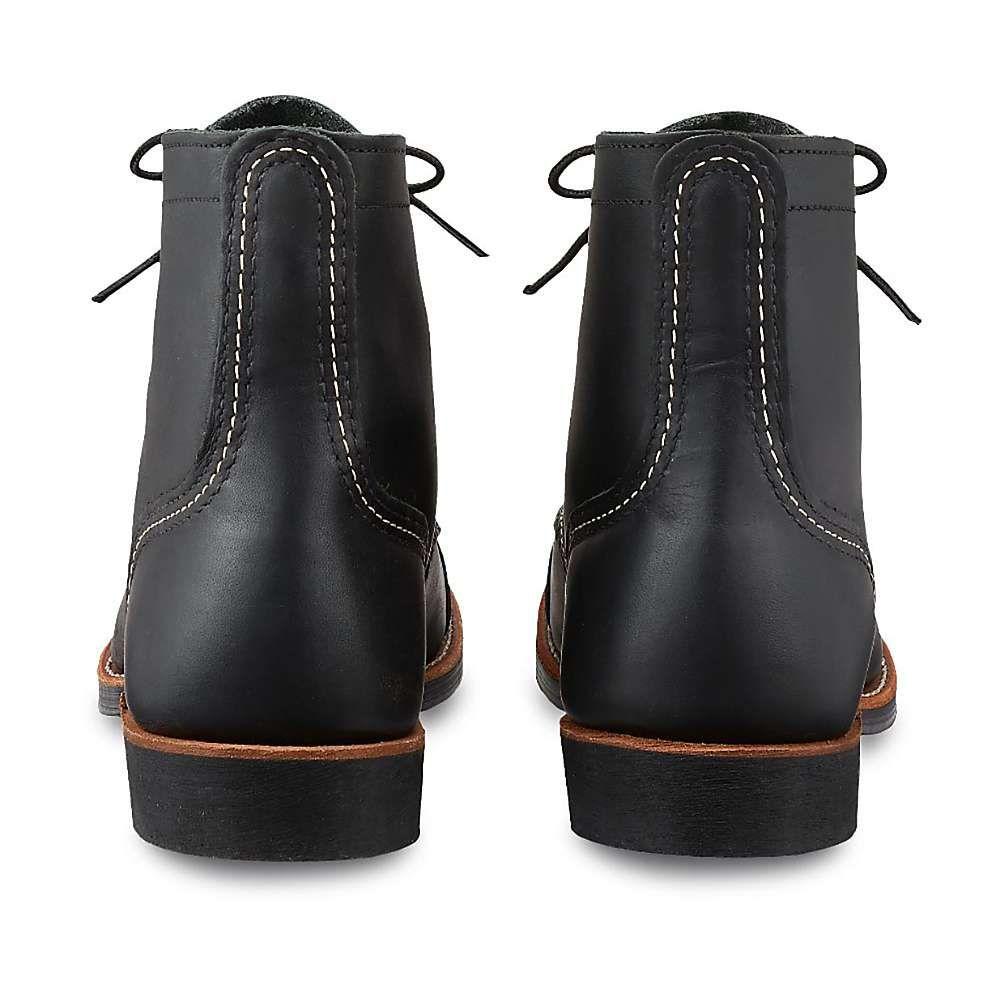レッドウィング Red Wing Shoes メンズ ブーツ シューズ・靴 red wing heritage 8084 6 inch iron ranger boot Black HarnesscKlJTF13