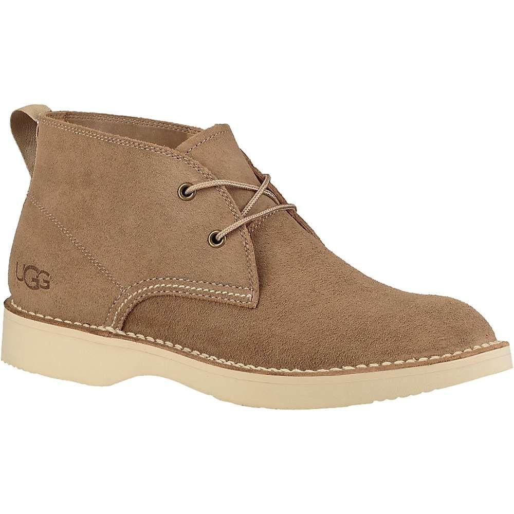 アグ Ugg メンズ ブーツ チャッカブーツ シューズ・靴【camino chukka】Desert Tan