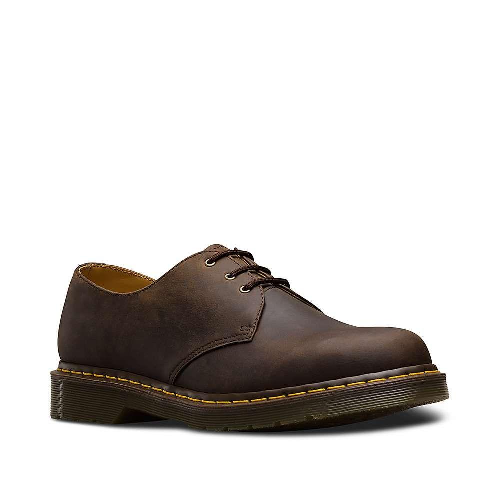 ドクターマーチン Dr Martens メンズ シューズ・靴 【dr. martens 1461 crazyhorse shoe】Gaucho