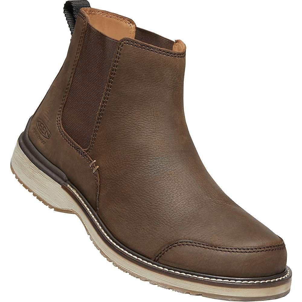 キーン Keen メンズ ブーツ シューズ・靴【eastin boot】Veg Brown