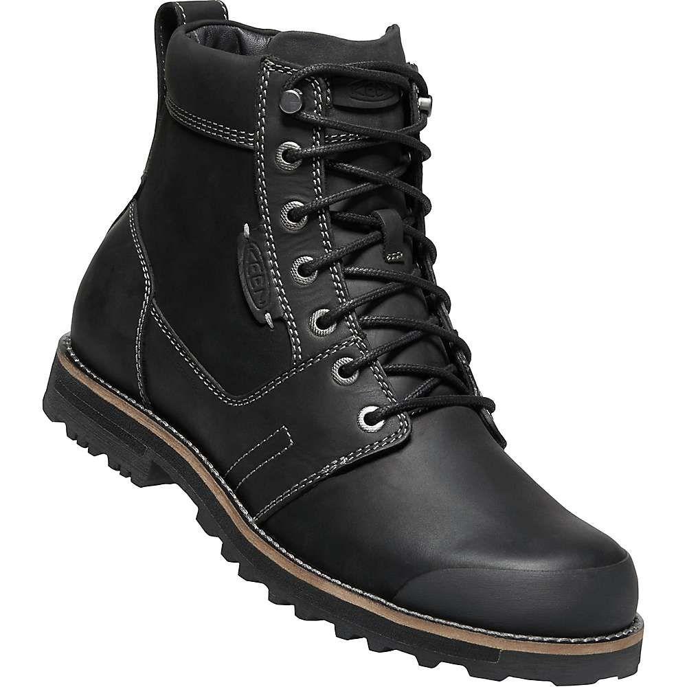キーン Keen メンズ ブーツ シューズ・靴【the rocker ii boot】Black