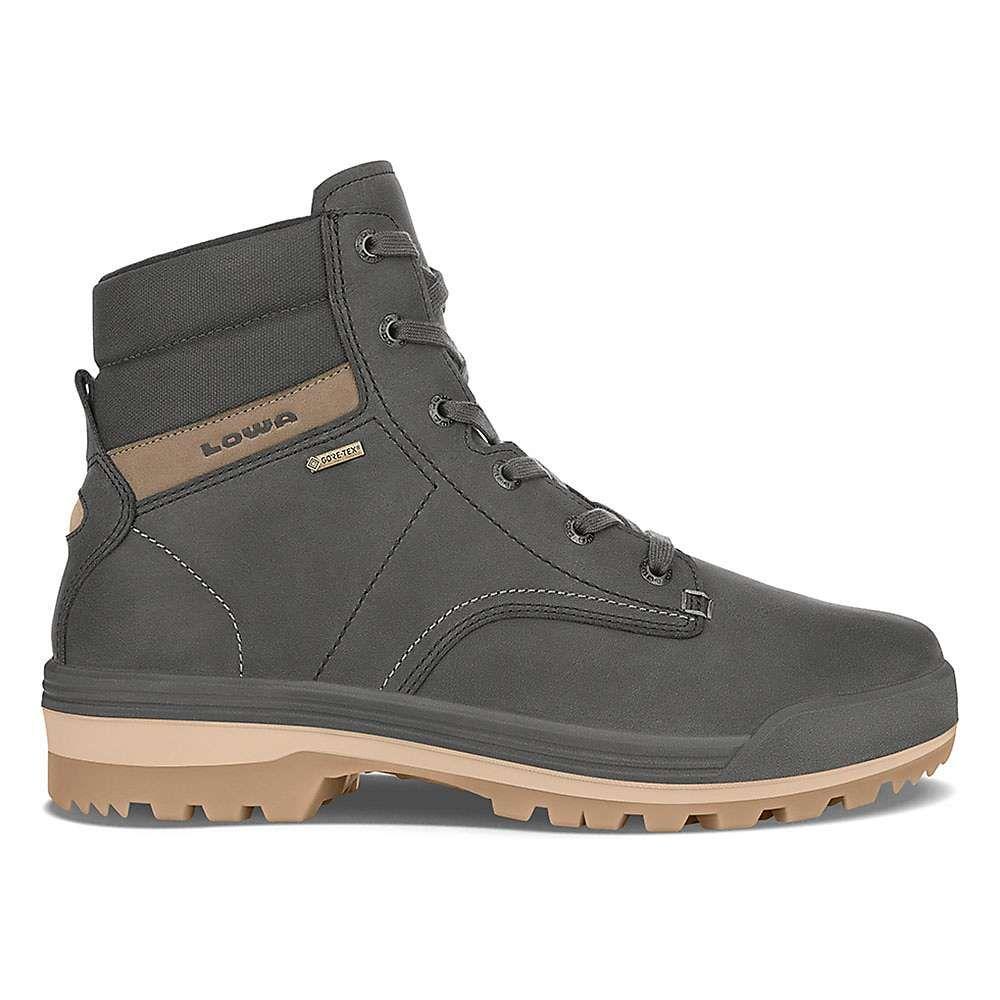 ローバー Lowa Boots メンズ ブーツ シューズ・靴【lowa helsinki gtx mid boot】Anthracite