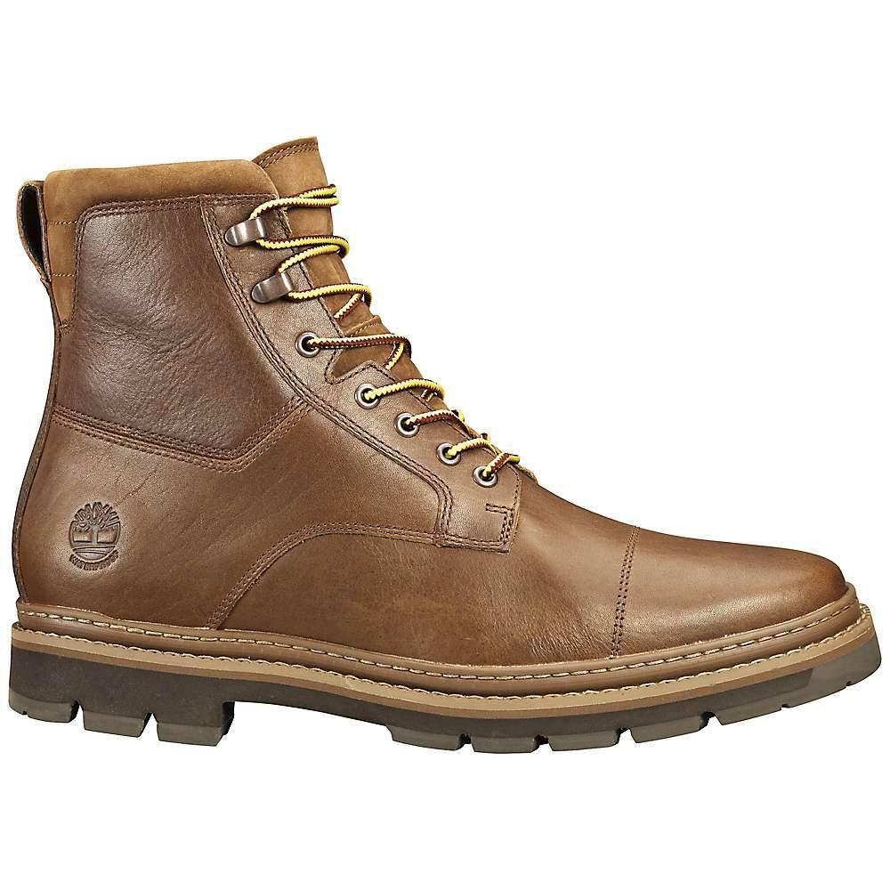 ティンバーランド Timberland メンズ ブーツ シューズ・靴【port union wp insulated boot】Medium Brown Full-Grain