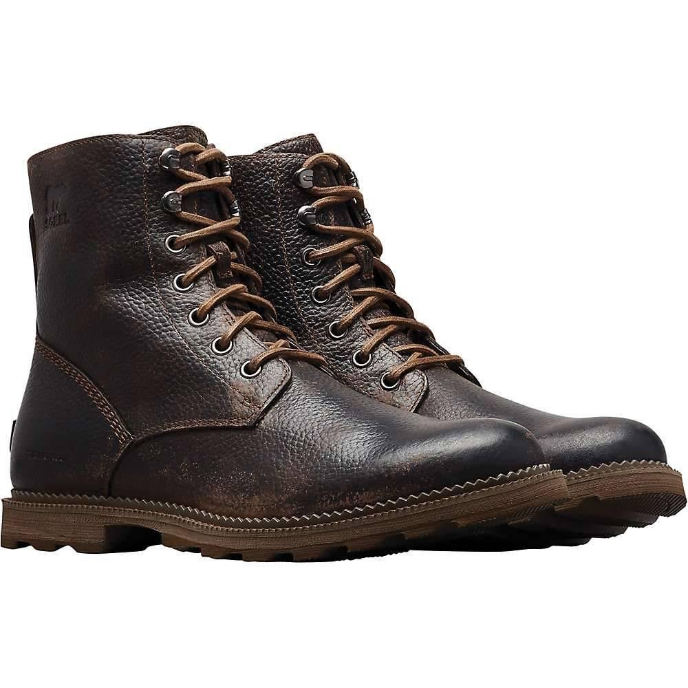 ソレル Sorel メンズ ブーツ シューズ・靴【madson 6' waterproof boot】Tobacco/Mud
