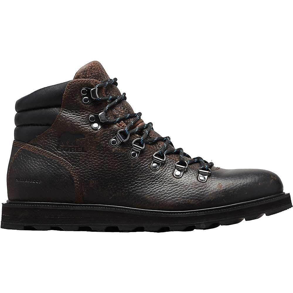 ソレル Sorel メンズ ハイキング・登山 ブーツ シューズ・靴【madson hiker waterproof boot】Tobacco