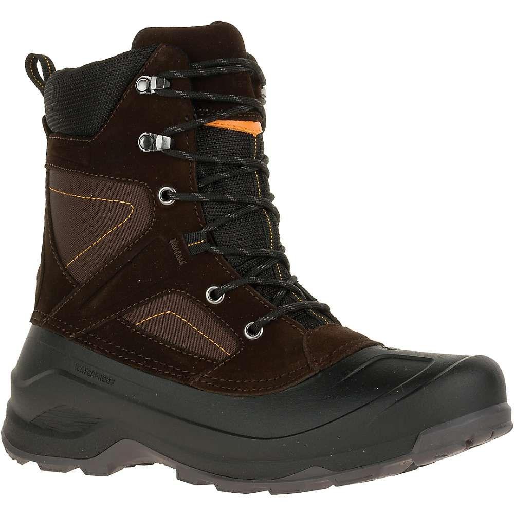 カミック Kamik メンズ ブーツ シューズ・靴【norden boot】Dark Brown