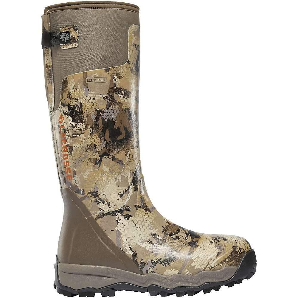ラクロッセ Lacrosse メンズ ブーツ シューズ・靴【alphaburly pro 18in boot】Optifade Marsh