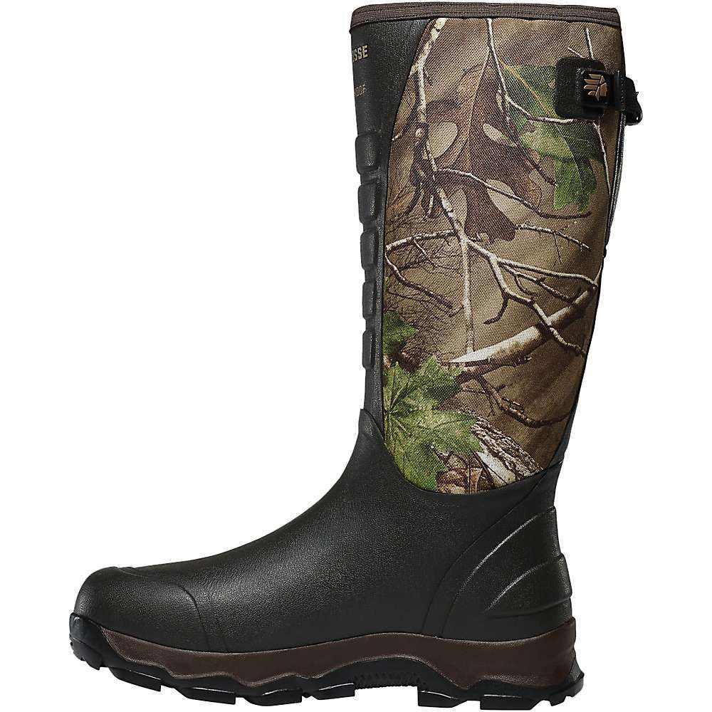 ラクロッセ Lacrosse メンズ ブーツ シューズ・靴【4x alpha snake 16in boot】Realtree Xtra Green