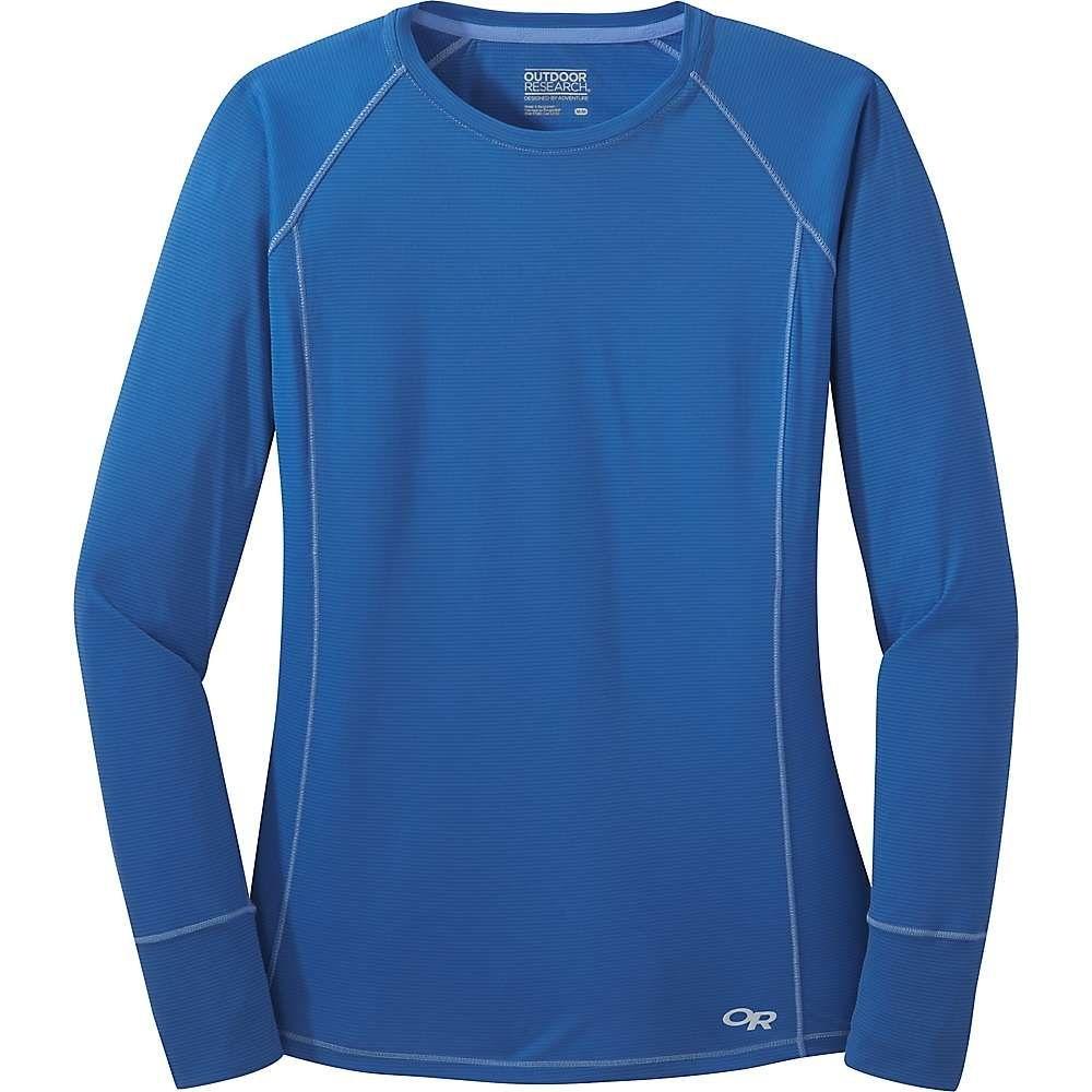 アウトドアリサーチ Outdoor Research レディース フィットネス・トレーニング Tシャツ トップス【echo ls tee】Lapis