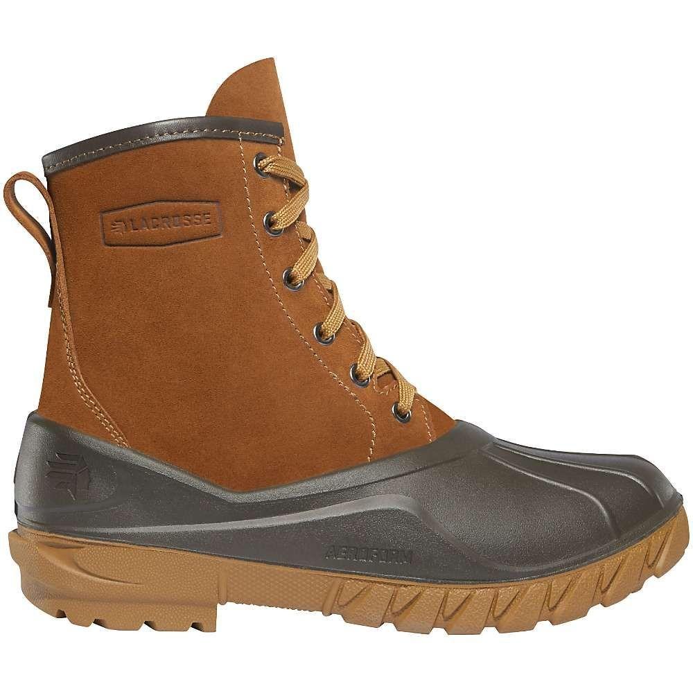 ラクロッセ Lacrosse レディース ブーツ シューズ・靴【aero timber top 8in boot】Clay Brown