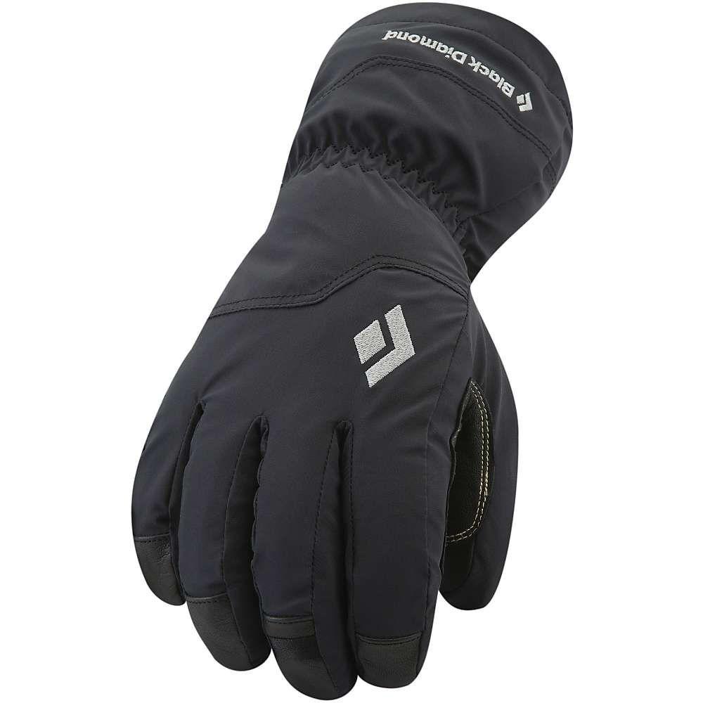 ブラックダイヤモンド Black Diamond メンズ スキー・スノーボード グローブ【glissade glove】Black