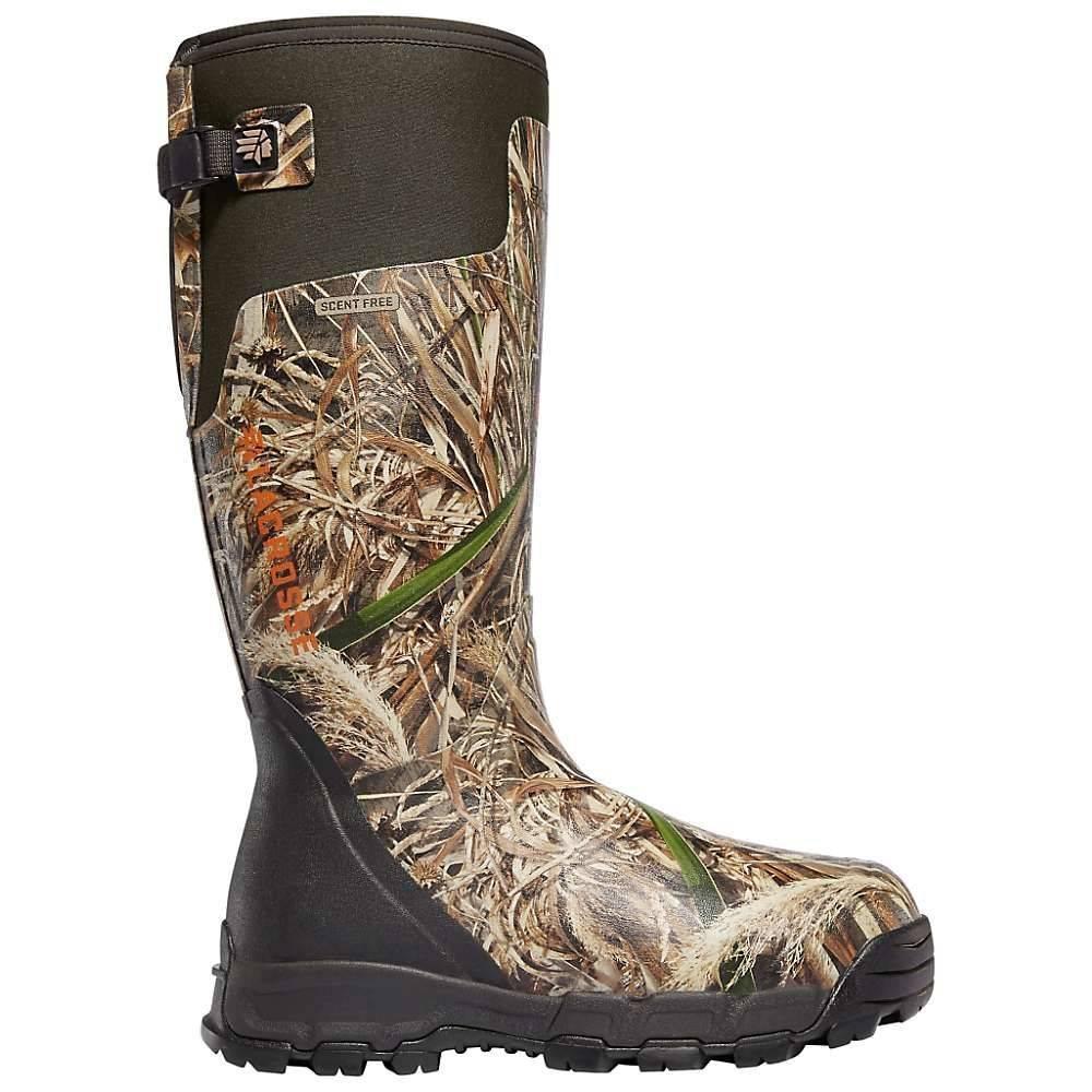 ラクロッセ Lacrosse メンズ ブーツ シューズ・靴【alphaburly pro 18in 800g boot】Realtree Max-