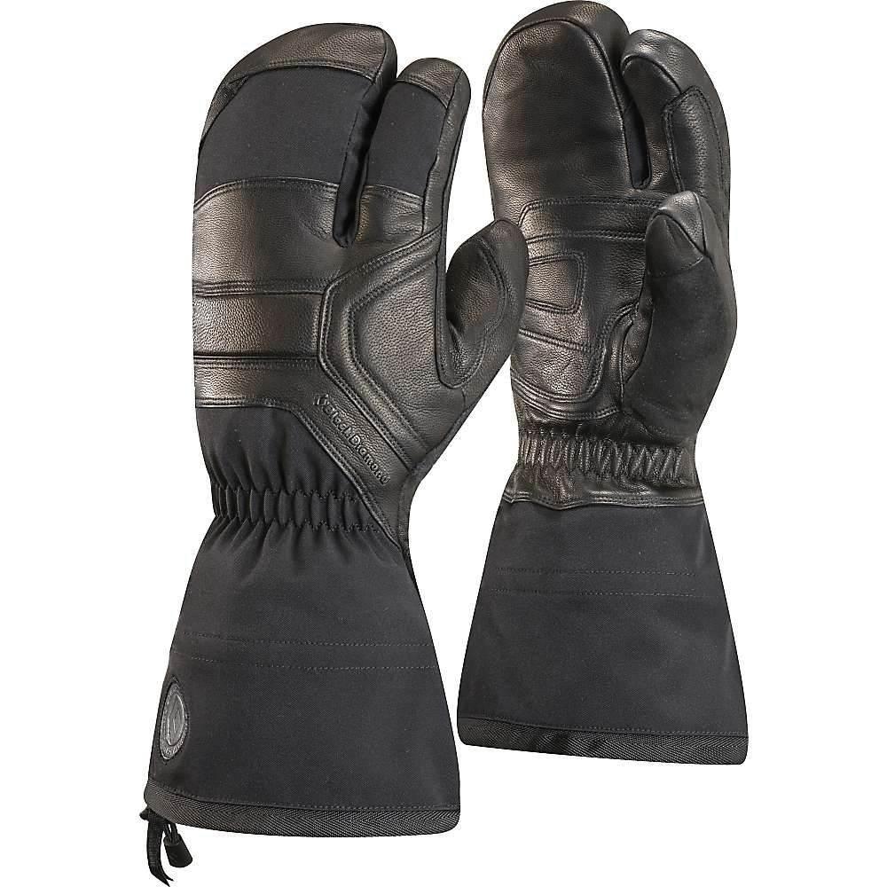 ブラックダイヤモンド Black Diamond メンズ スキー・スノーボード グローブ【guide finger glove】Black