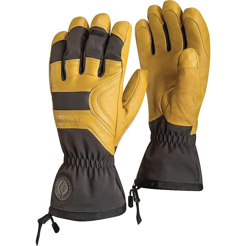 ブラックダイヤモンド Black Diamond メンズ スキー・スノーボード グローブ【patrol glove】Natural