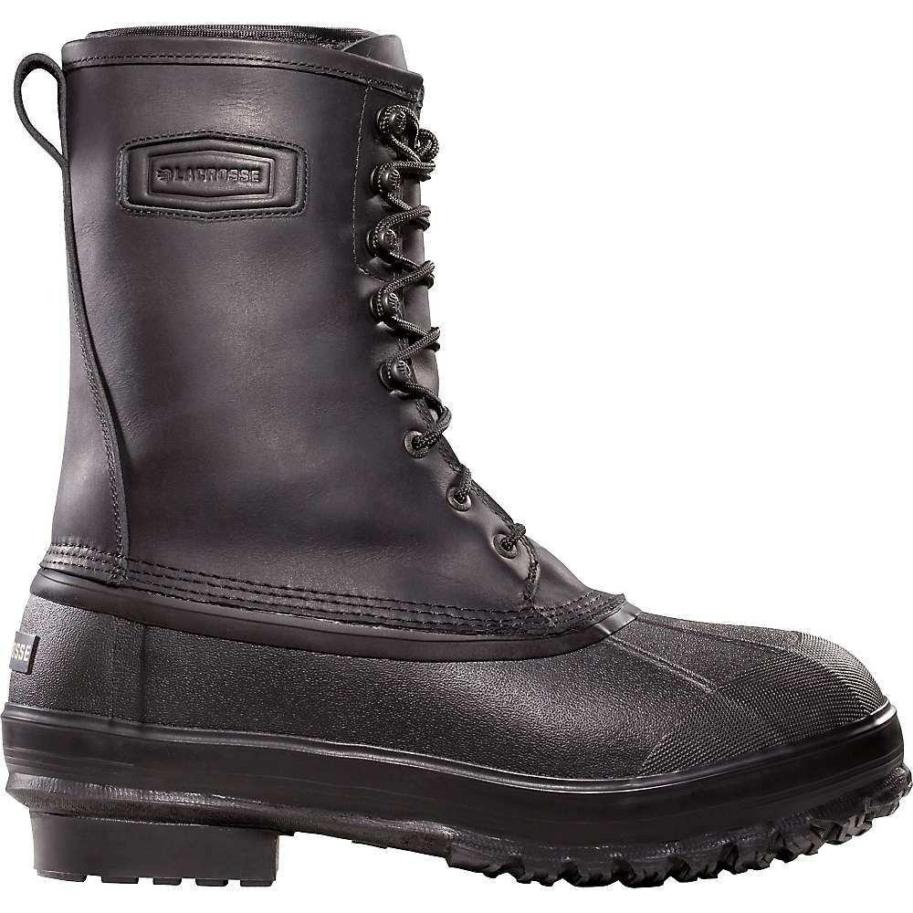 ラクロッセ Lacrosse メンズ ブーツ シューズ・靴【iceman 10in boot】Black