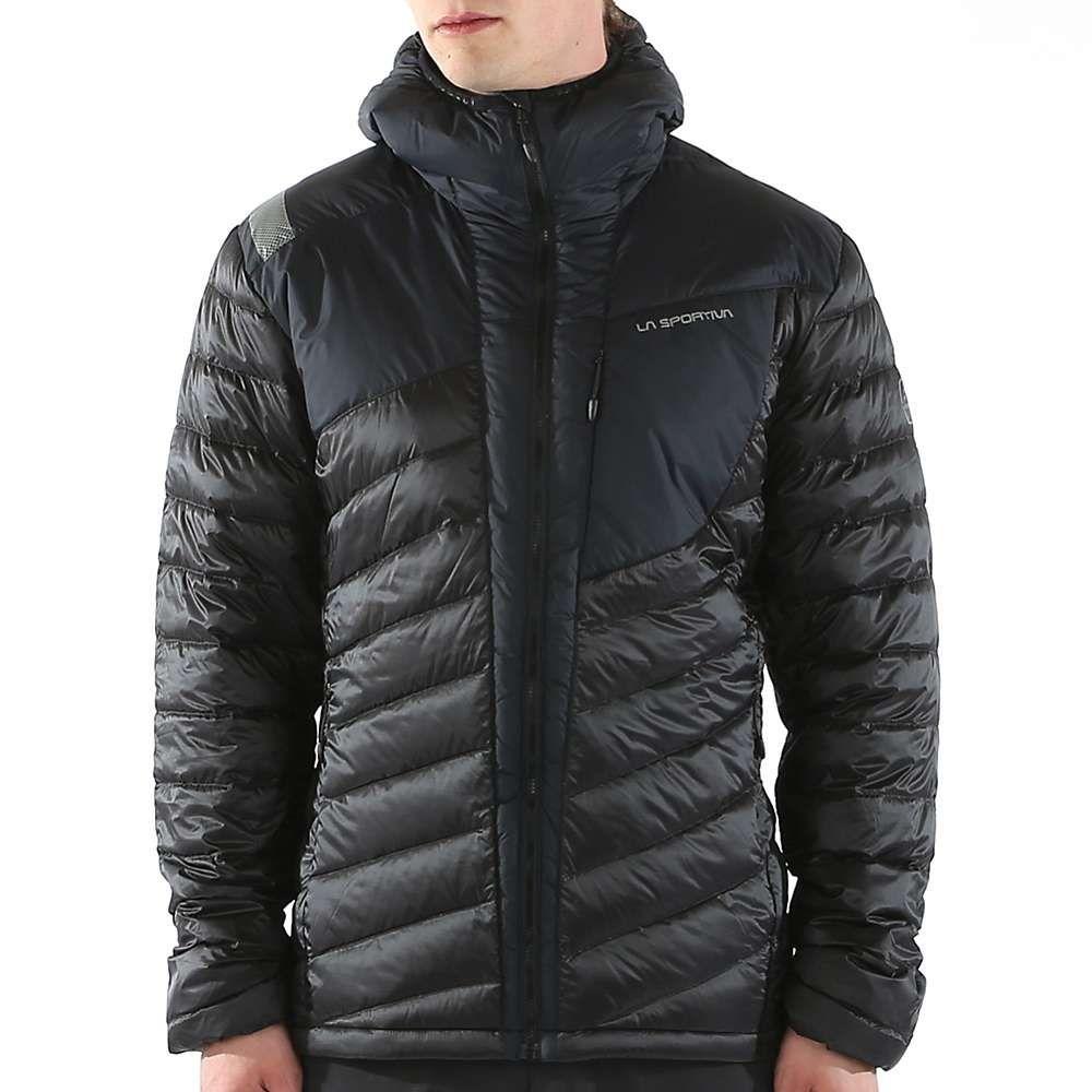 ラスポルティバ La Sportiva メンズ スキー・スノーボード ダウン・中綿 ジャケット アウター【conquest down jacket】Black