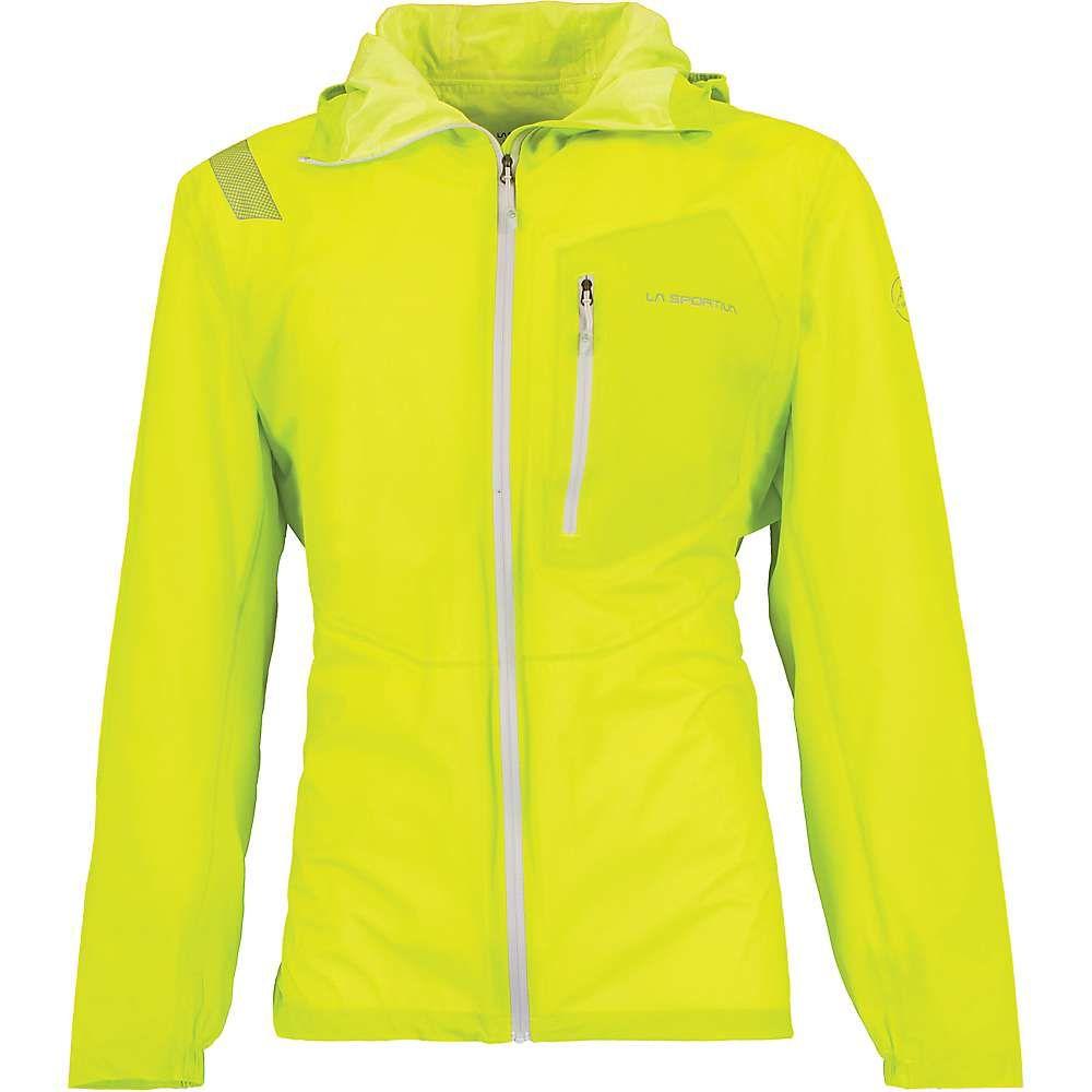 ラスポルティバ La Sportiva メンズ スキー・スノーボード ジャケット アウター【hail jacket】Applegreen