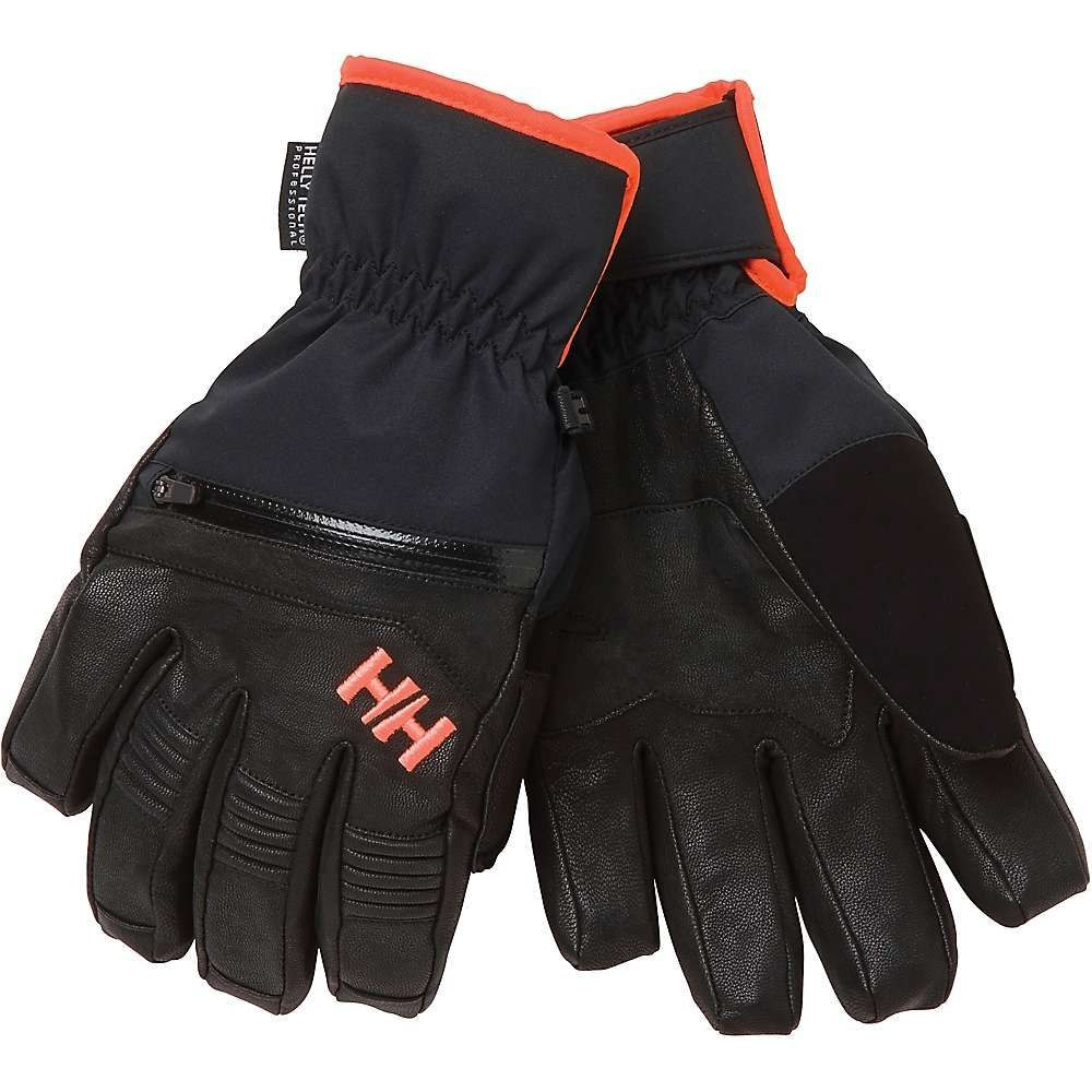 ヘリーハンセン Helly Hansen メンズ スキー・スノーボード グローブ【alpha warm ht glove】Black