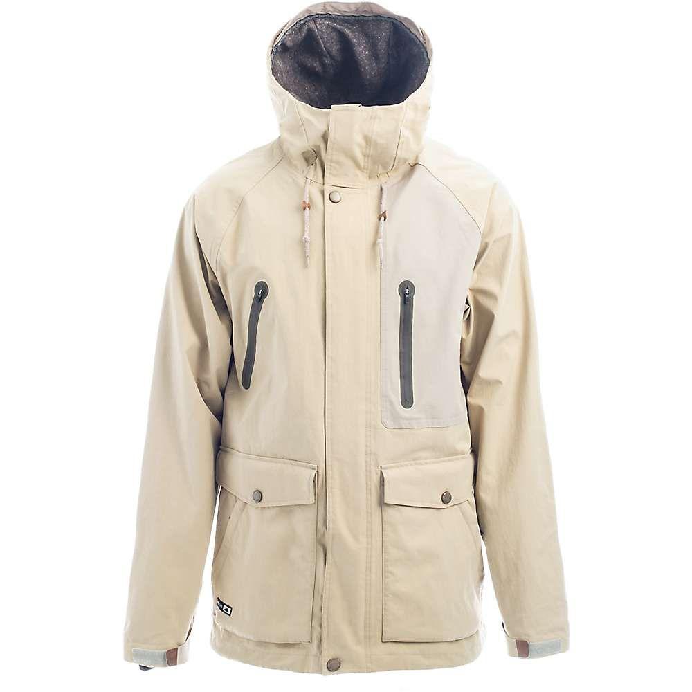ホールデン Holden メンズ スキー・スノーボード ジャケット アウター【roan jacket】Oat