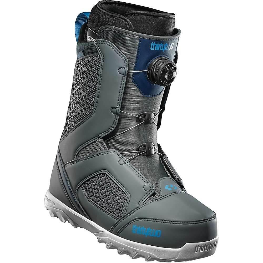 サーティーツー Thirty Two メンズ スキー・スノーボード ブーツ シューズ・靴【stw boa snowboard boot】Slate