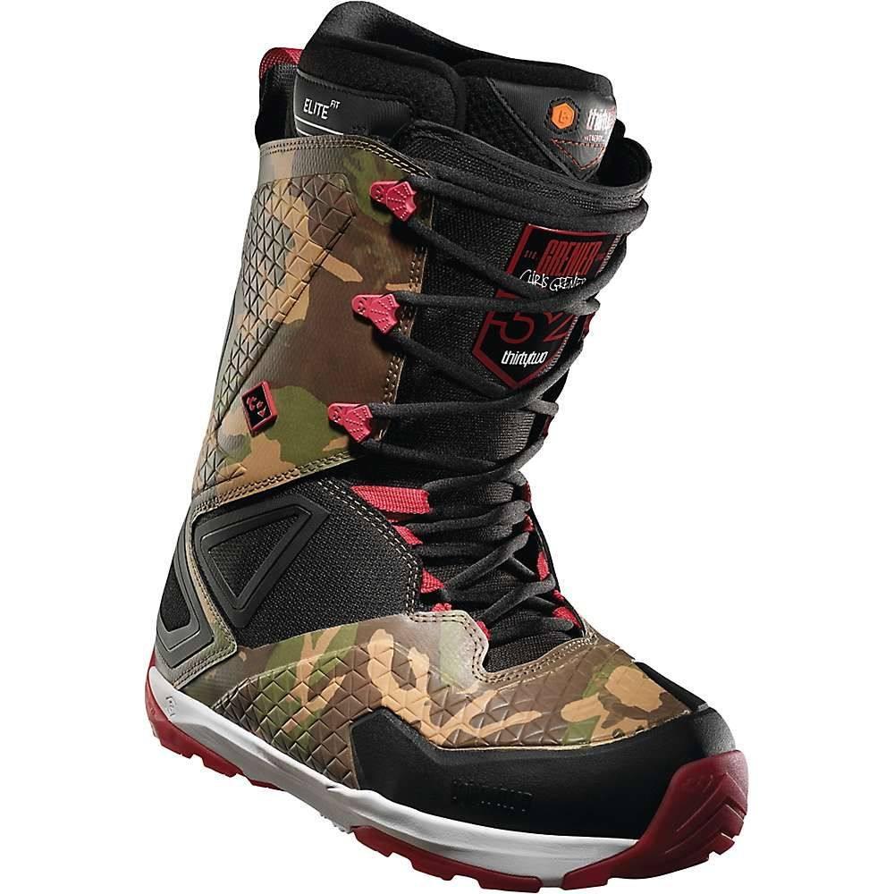 サーティーツー Thirty Two メンズ スキー・スノーボード ブーツ シューズ・靴【tm-3 grenier snowboard boot】Camo