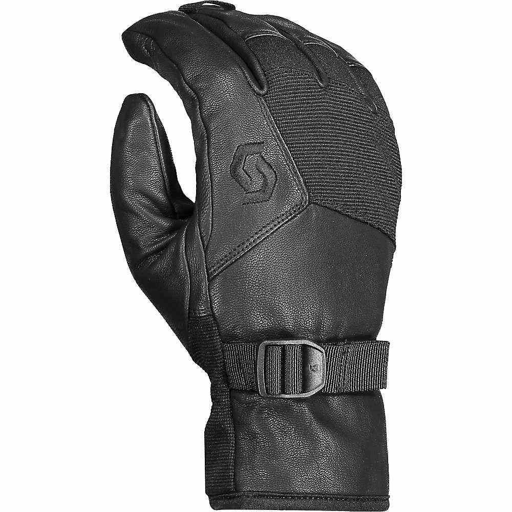 スコット Scott USA メンズ スキー・スノーボード グローブ【explorair spring glove】Black