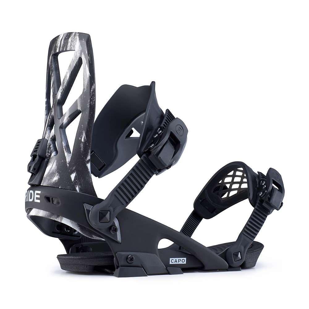 ライド Ride メンズ スキー・スノーボード ビンディング【capo snowboard binding】Black