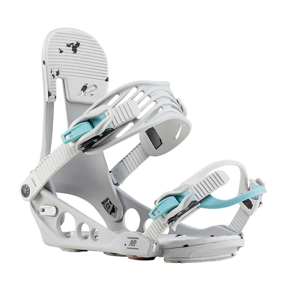 ケーツー K2 メンズ スキー・スノーボード ビンディング【lineup snowboard binding】Grey