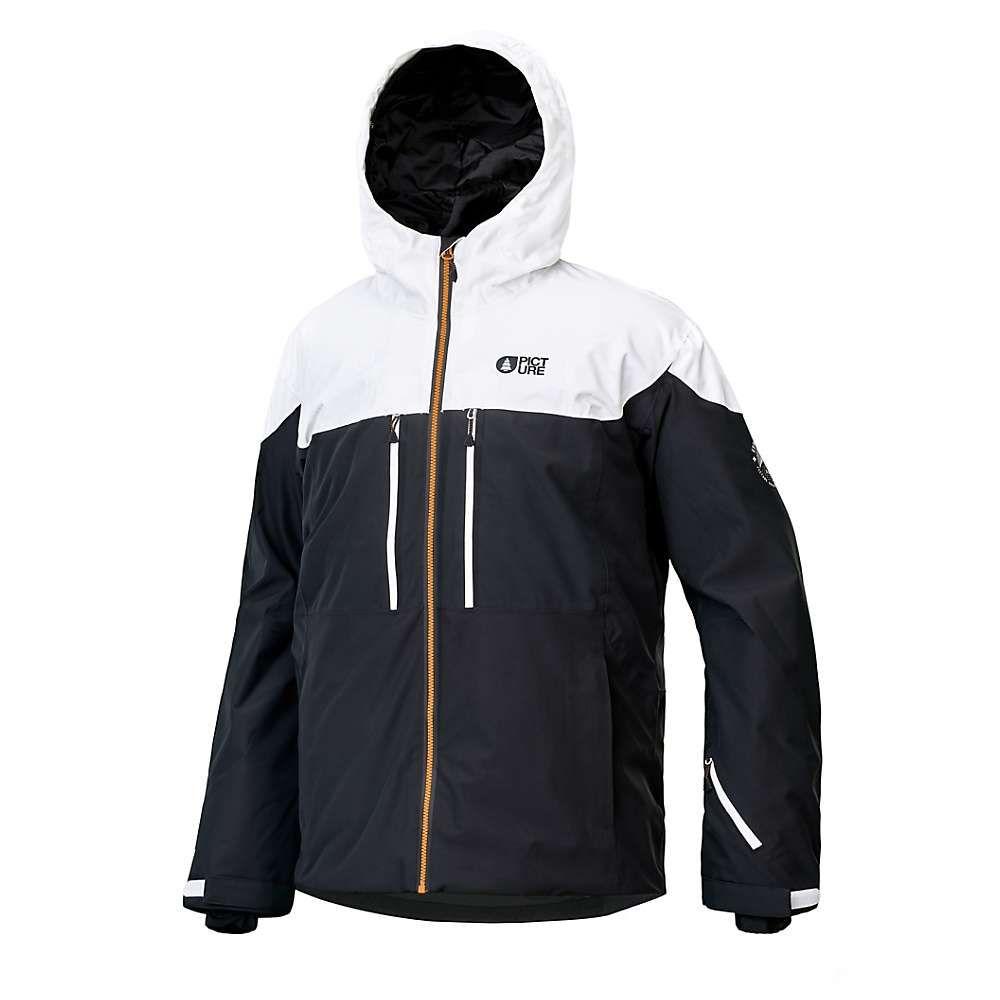 ピクチャー Picture メンズ スキー・スノーボード ジャケット アウター【object jacket】Black