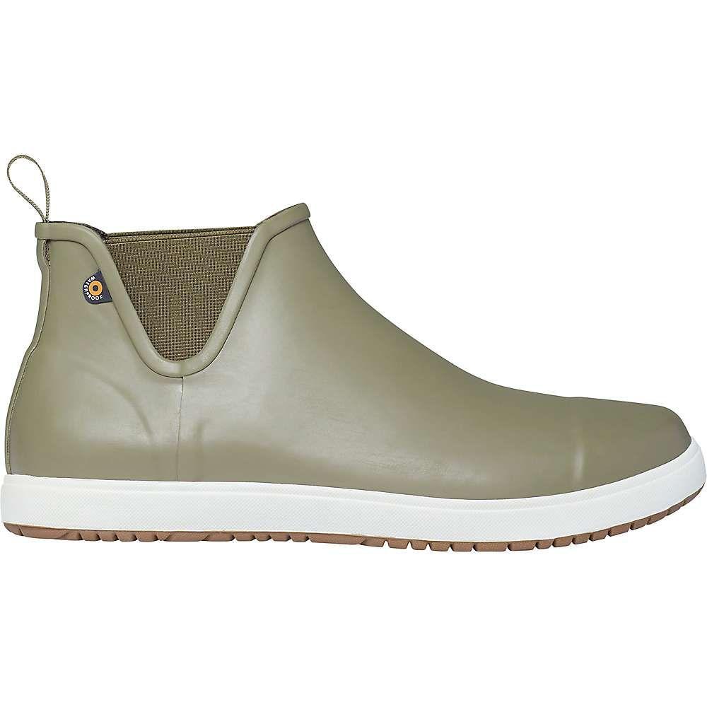 ボグス Bogs メンズ レインシューズ・長靴 チェルシーブーツ シューズ・靴【overcast chelsea boot】Olive