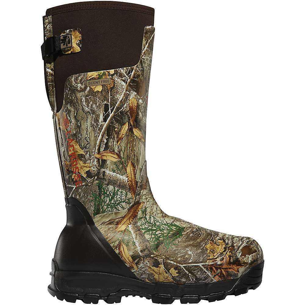 ラクロッセ Lacrosse メンズ ブーツ シューズ・靴【alphaburly pro 18in 1600g boot】Realtree Edge