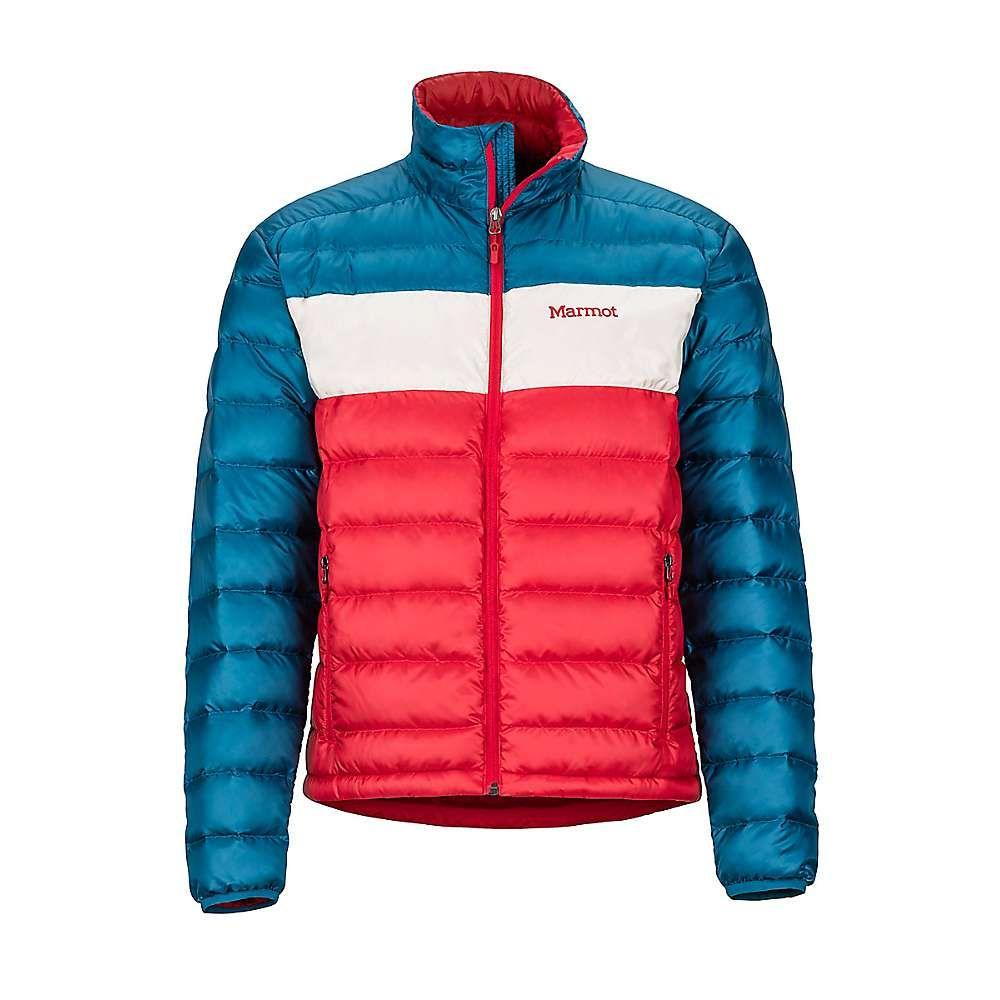 マーモット Marmot メンズ スキー・スノーボード ジャケット アウター【ares jacket】Team Red/Moroccan Blue