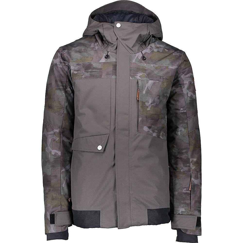 オバマイヤー Obermeyer メンズ スキー・スノーボード ジャケット アウター【blue ribbon jacket】Off-Duty Camo