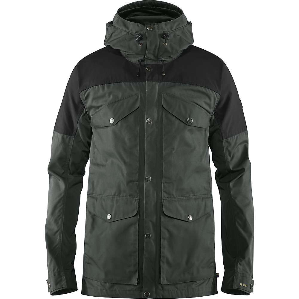 フェールラーベン Fjallraven メンズ スキー・スノーボード ジャケット アウター【vidda pro jacket】Dark Grey/Black
