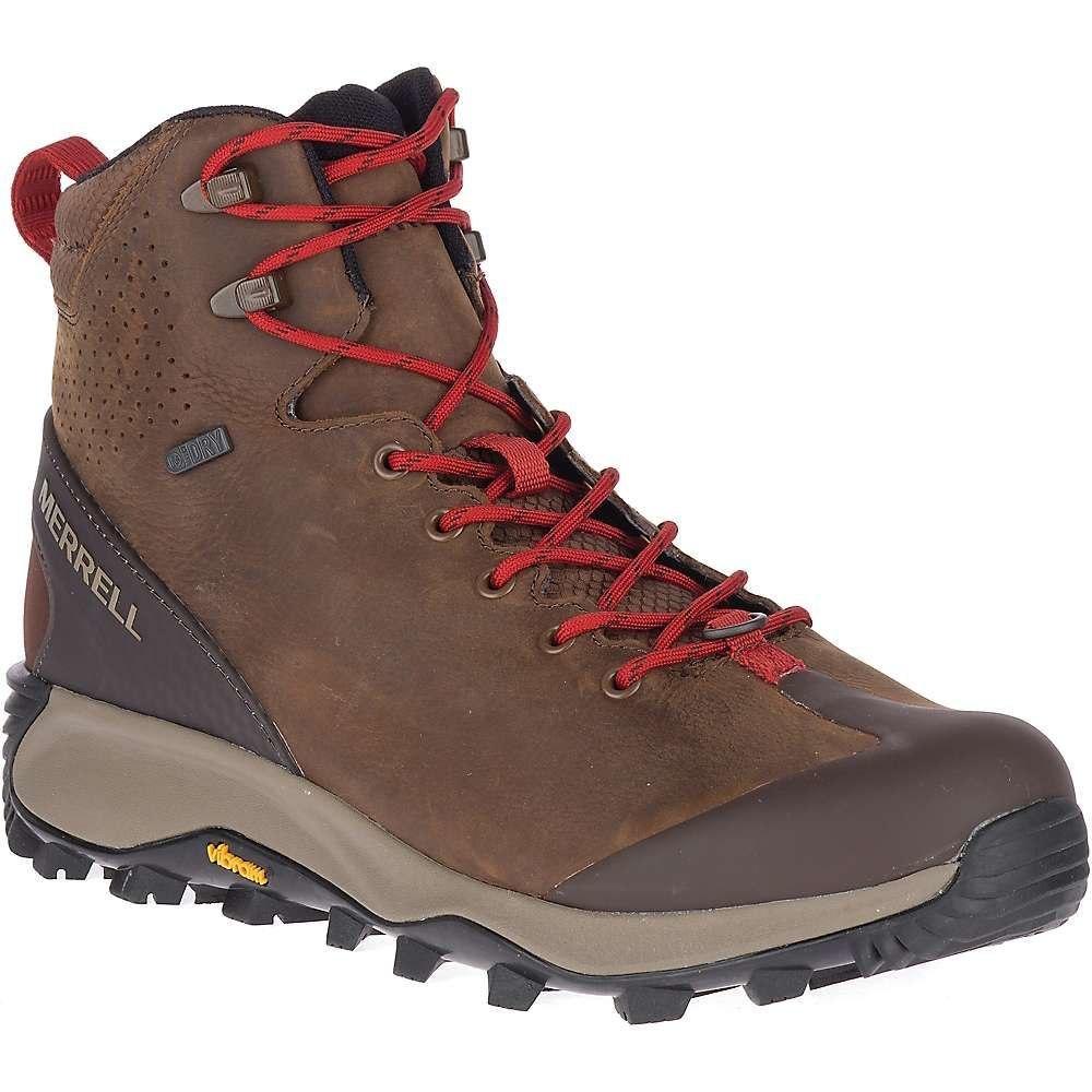 メレル Merrell メンズ ブーツ シューズ・靴【thermo glacier mid waterproof boot】Earth