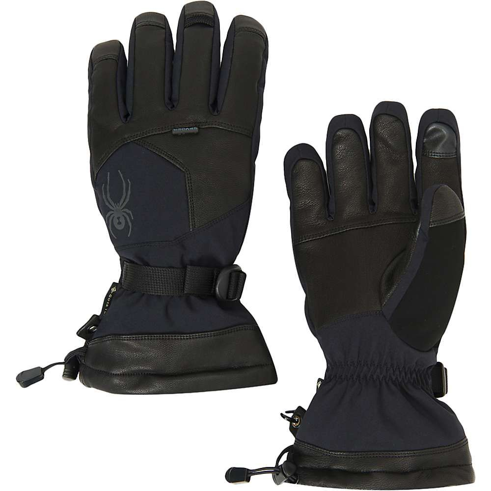 スパイダー Spyder メンズ スキー・スノーボード グローブ【prime gtx ski glove】Black