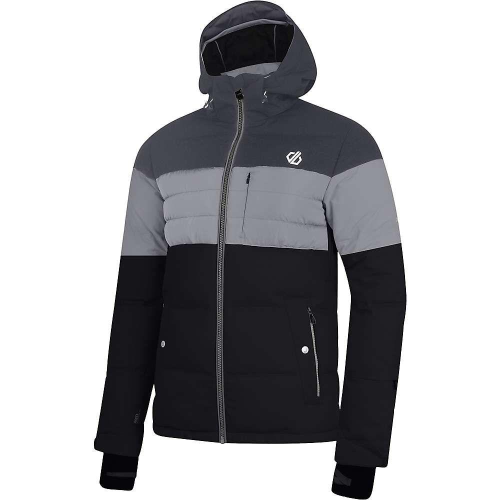 デア トゥビー Dare 2B メンズ スキー・スノーボード ジャケット アウター【connate jacket】Black/Ebony Grey