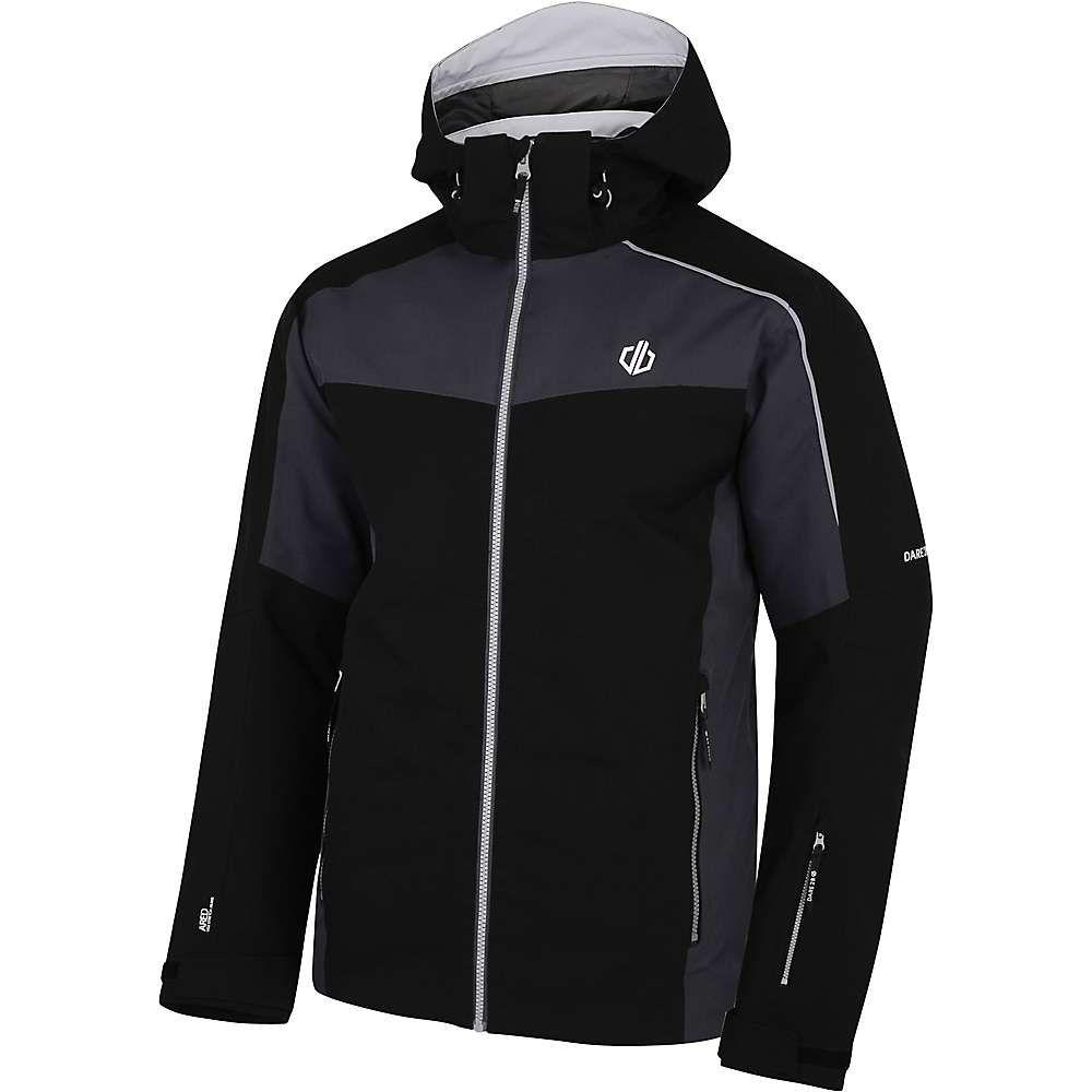 デア トゥビー Dare 2B メンズ スキー・スノーボード ジャケット アウター【intermit jacket】Black/Ebony