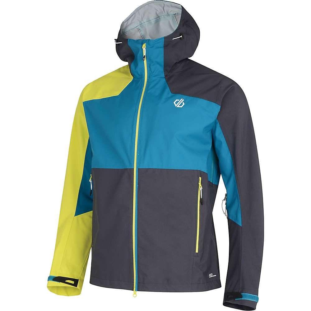 デア トゥビー Dare 2B メンズ スキー・スノーボード ジャケット アウター【ultimate peak jacket】Ocean Deep/Ebony Grey