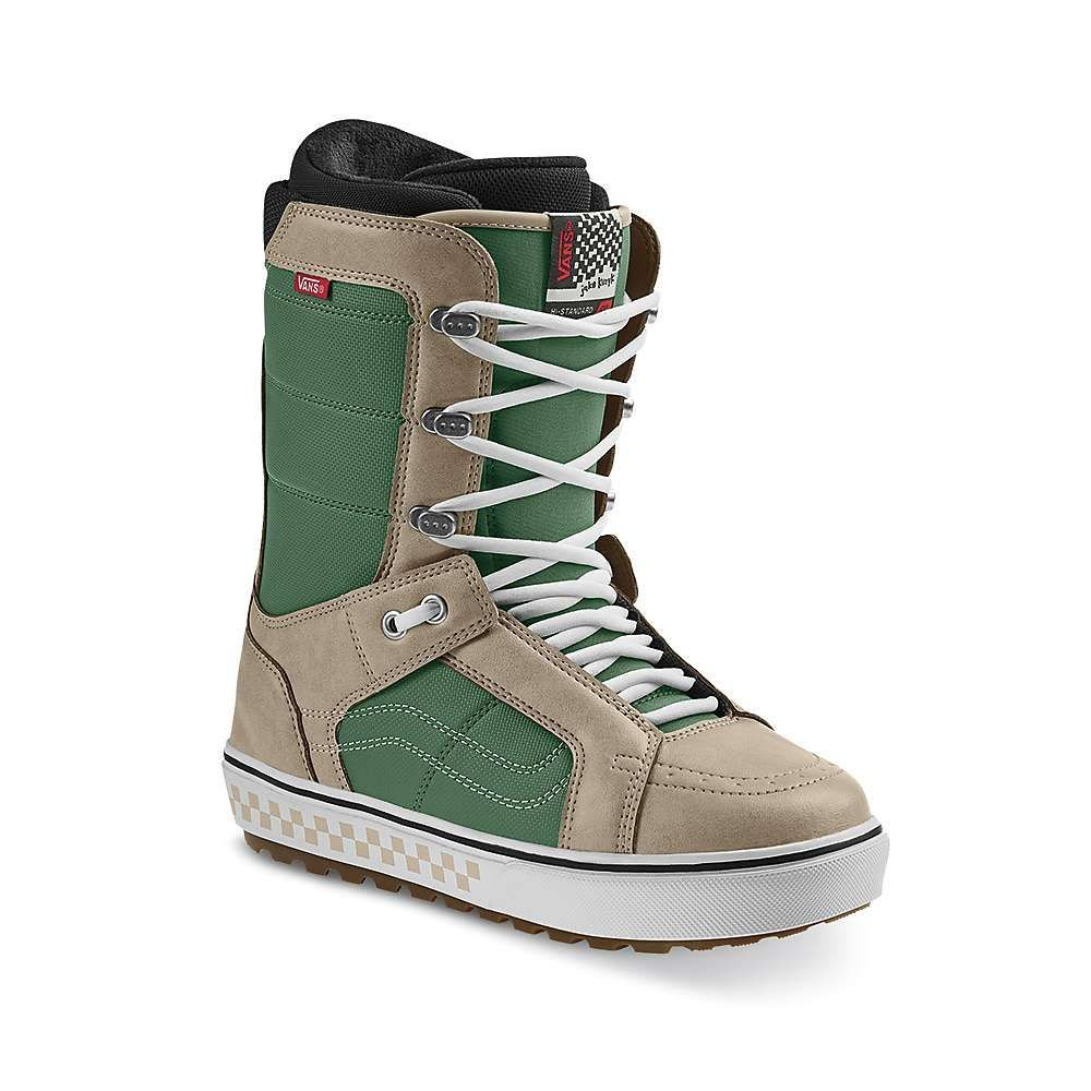 ヴァンズ Vans メンズ スキー・スノーボード ブーツ シューズ・靴【hi standard og snowboard boot】Green/Khaki