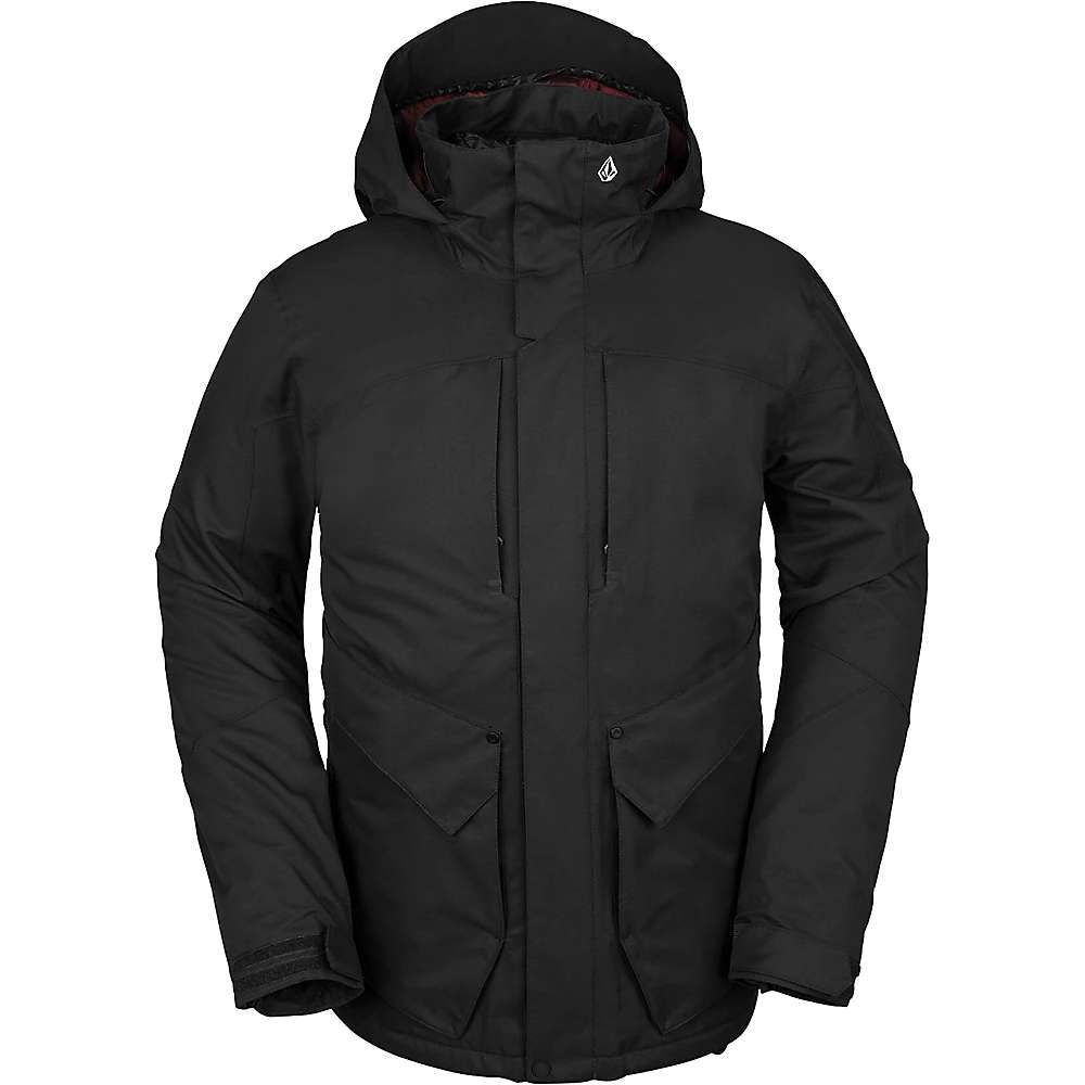 ボルコム Volcom メンズ スキー・スノーボード ジャケット アウター【anders 2l tds jacket】Black
