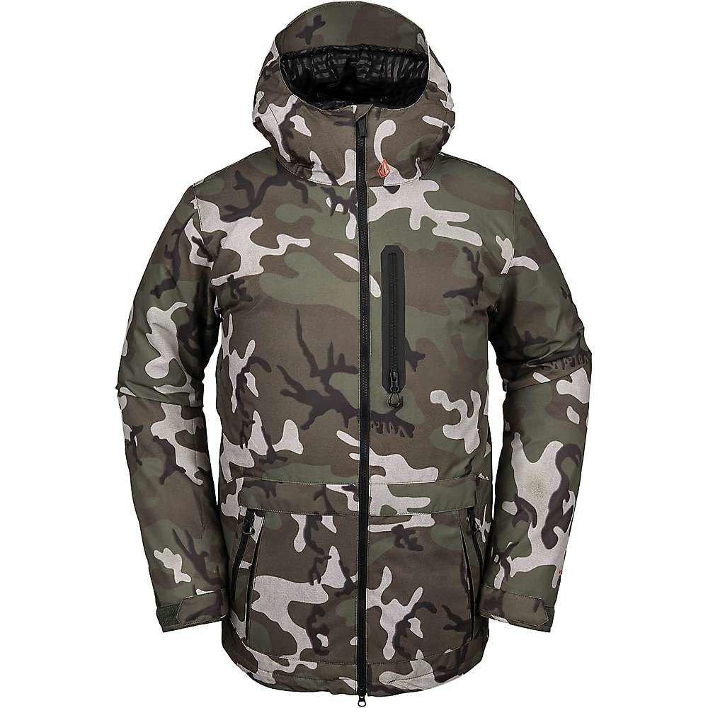 ボルコム Volcom メンズ スキー・スノーボード ジャケット アウター【deadlystones insulated jacket】Gi Camo
