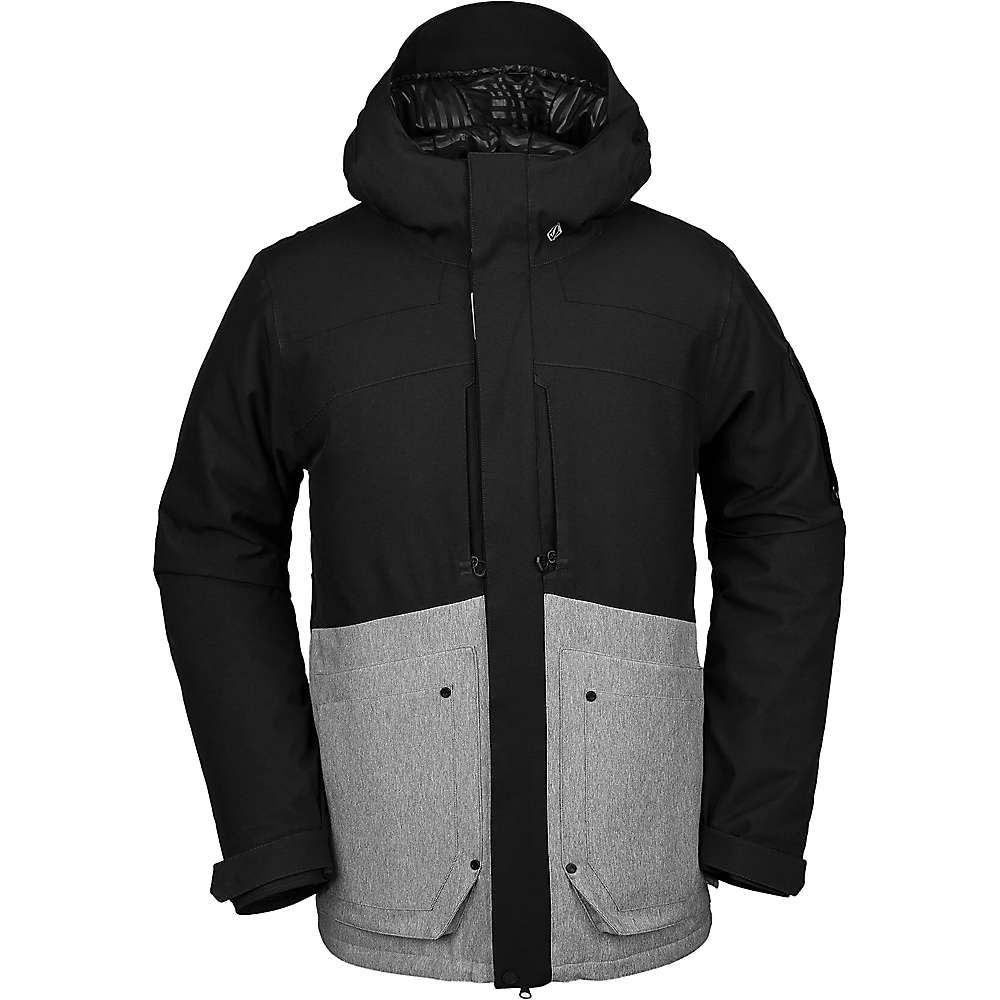 ボルコム Volcom メンズ スキー・スノーボード ジャケット アウター【scortch insulated jacket】Heather Grey